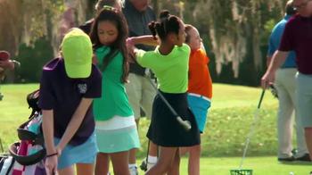 LPGA-USGA Girls Golf TV Spot, 'Changing the Face of the Game' - Thumbnail 2