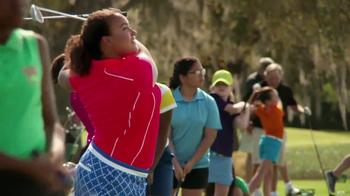 LPGA-USGA Girls Golf TV Spot, 'Changing the Face of the Game' - Thumbnail 3