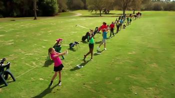 LPGA-USGA Girls Golf TV Spot, 'Changing the Face of the Game' - Thumbnail 5