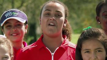 LPGA-USGA Girls Golf TV Spot, 'Changing the Face of the Game' - Thumbnail 6
