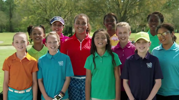 LPGA-USGA Girls Golf TV Spot, \'Changing the Face of the Game\'