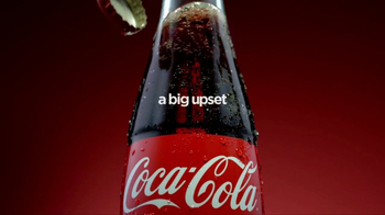 Coca-Cola TV Spot, 'Big Upset'
