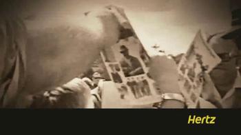 Hertz TV Spot, 'Thank you, Arnie' - Thumbnail 1