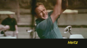 Hertz TV Spot, 'Thank you, Arnie' - 5 commercial airings