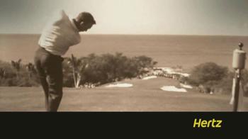 Hertz TV Spot, 'Thank you, Arnie' - Thumbnail 3