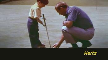 Hertz TV Spot, 'Thank you, Arnie' - Thumbnail 4