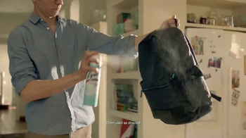 Lysol Disinfectant Spray TV Spot, 'Bacteria Magnet Protection' - Thumbnail 8
