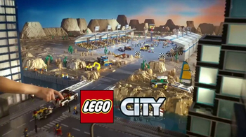 LEGO City Great Vehicles Collection TV Spot, 'The Countdown Has Begun' - Thumbnail 1