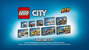 LEGO City Great Vehicles Collection TV Spot, 'The Countdown Has Begun' - Thumbnail 9