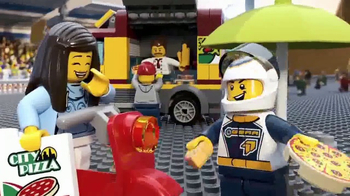 LEGO City Great Vehicles Collection TV Spot, 'The Countdown Has Begun'