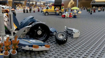 LEGO City Great Vehicles Collection TV Spot, 'The Countdown Has Begun' - Thumbnail 5