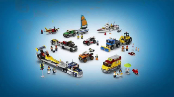 LEGO City Great Vehicles Collection TV Spot, 'The Countdown Has Begun' - Thumbnail 8
