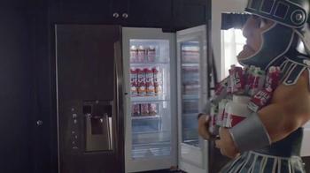 LG InstaView Door-in-Door Refrigerators TV Spot, 'Mascots Knock' - Thumbnail 5