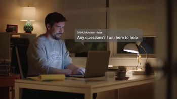 Southern New Hampshire University TV Spot, 'Earn A Degree Online'
