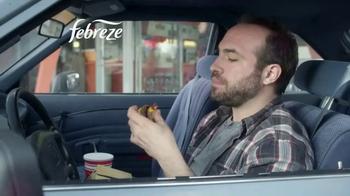 Febreze Car Vent Clip TV Spot, 'Automóvil de hamburguesa' [Spanish] - Thumbnail 1