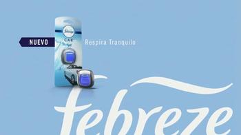 Febreze Car Vent Clip TV Spot, 'Automóvil de hamburguesa' [Spanish] - Thumbnail 6