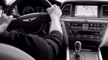 2017 Genesis G80 TV Spot, \'Crafted Around You\'