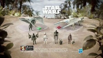 Star Wars: Rogue One Action Figures TV Spot, 'Rogue One Universe'