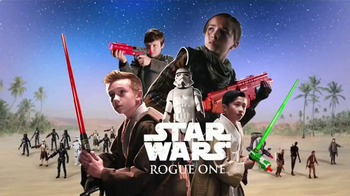 Star Wars: Rogue One Action Figures TV Spot, 'Rogue One Universe' - Thumbnail 1