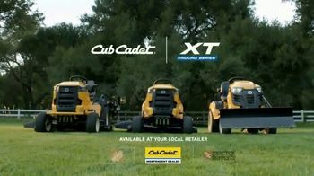 2017 Cub Cadet XT Enduro Series TV Spot, 'Strongsville'