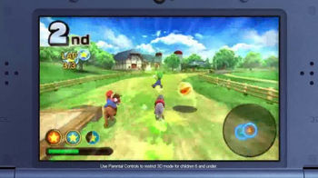 Mario Sports Superstars TV Spot, 'Horse Racing' - 240 commercial airings