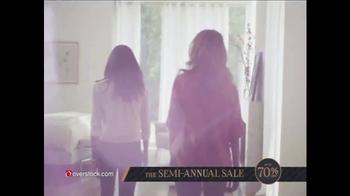 Overstock.com Semi-Annual Sale TV Spot, 'Two Women' - Thumbnail 2