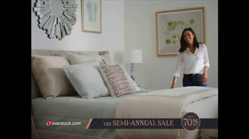 Overstock.com Semi-Annual Sale TV Spot, 'Two Women' - 70 commercial airings