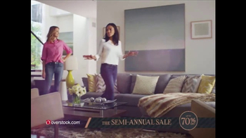 Overstock.com Semi-Annual Sale TV Spot, 'Two Women' - Thumbnail 6