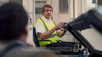 AT&T Unlimited Plus TV Spot, 'Parking Booth' Ft. Greg Gumbel, Dan Finnerty - Thumbnail 4