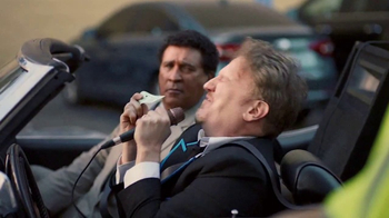 AT&T Unlimited Plus TV Spot, 'Parking Booth' Ft. Greg Gumbel, Dan Finnerty - Thumbnail 6