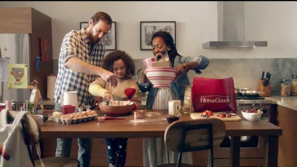 HomeGoods TV Commercial, 'Pancake Sundays' Song by Johnny Nash