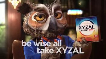 XYZAL Allergy 24HR TV Spot, 'Big News' - Thumbnail 6