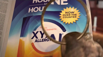 XYZAL Allergy 24HR TV Spot, 'Big News' - Thumbnail 4
