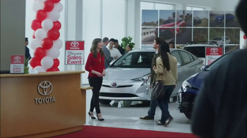 Toyota 1 for Everyone Sales Event TV Spot, 'Something Safe' [T2] - Thumbnail 1