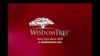 WisdomTree TV Spot, 'U.S. Floating Rate Treasury ETF' - Thumbnail 5