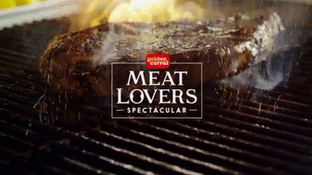 Golden Corral Meat Lovers Spectacular TV Spot, 'Monday-Thursday' - Thumbnail 6