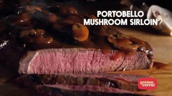 Golden Corral Meat Lovers Spectacular TV Spot, 'Monday-Thursday' - Thumbnail 3