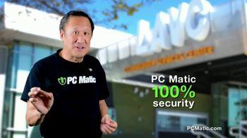 PCMatic.com TV Spot, '100% Detection'