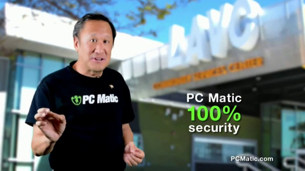 PCMatic.com TV Commercial, '100% Detection'