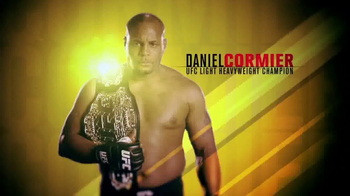 Pay-Per-View TV Spot, 'UFC 210: Cormier vs. Johnson 2: Ground Shake' - Thumbnail 3