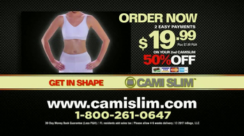 Cami Slim TV Spot, 'Sweat More' - Thumbnail 10