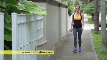 Cami Slim TV Spot, 'Sweat More' - Thumbnail 2