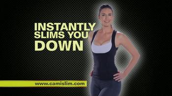 Cami Slim TV Spot, 'Sweat More'