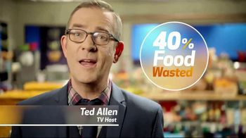 Save the Food TV Spot, 'Food Network: Wasted Food' Featuring Ted Allen, Sam Kass
