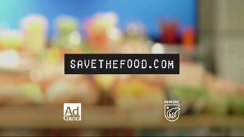 Save the Food TV Spot, 'Food Network: Wasted Food' Featuring Ted Allen, Sam Kass - Thumbnail 9