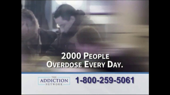 The Addiction Network TV Spot, 'Overdoses Every Day' - Thumbnail 1