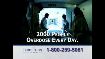 The Addiction Network TV Spot, \'Overdoses Every Day\'