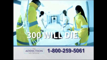 The Addiction Network TV Spot, 'Overdoses Every Day' - Thumbnail 3