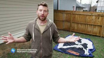 HitsMeUp TV Spot, 'Camping' Featuring Brett Eldredge