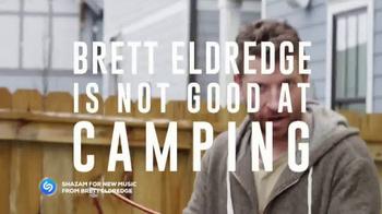 HitsMeUp TV Spot, 'Camping' Featuring Brett Eldredge - Thumbnail 6